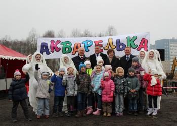 Старт строительства нового детского сада в Череповце