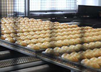 Посещение пекарни